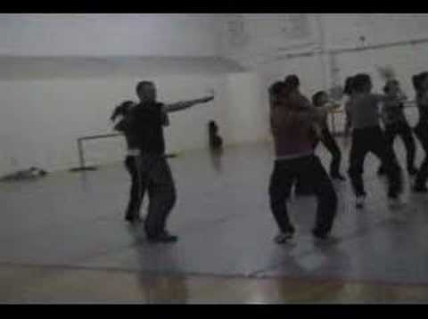 Hip Hop II UNM Karen Price Choreography. (Entire) Video