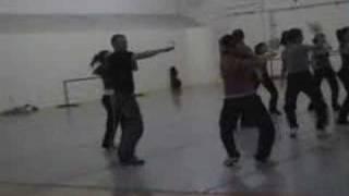 Hip Hop II UNM Karen Price Choreography. (Entire)