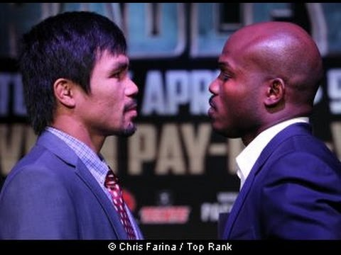 Manny Pacquiao vs. Timothy Bradley 2: New York press conference video highlights