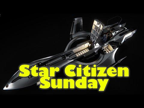 Star Citizen Sunday Part 2 - Star Marine Update, 1.1.5 Features, Audio Update + More News & Info