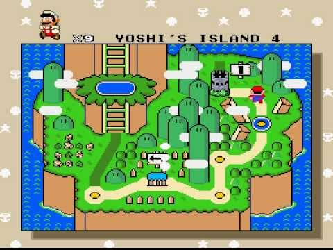 Super Mario World (Super Nintendo) - Part 1