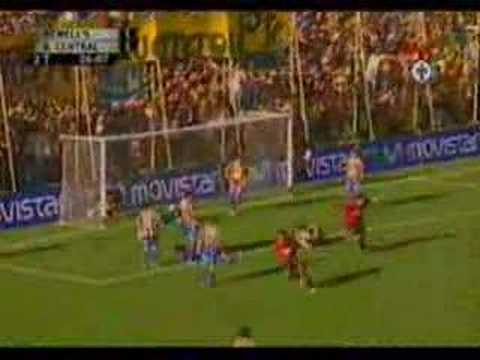Gol de Garay contra el sina Video