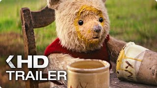 CHRISTOPHER ROBIN Trailer 2 German Deutsch (2018)