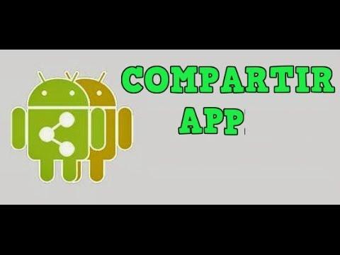 Como compartir tus aplicaciones a otros dispositivos