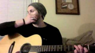 """Rusted Root's """"Send Me On My Way"""" Guitar Tutorial"""