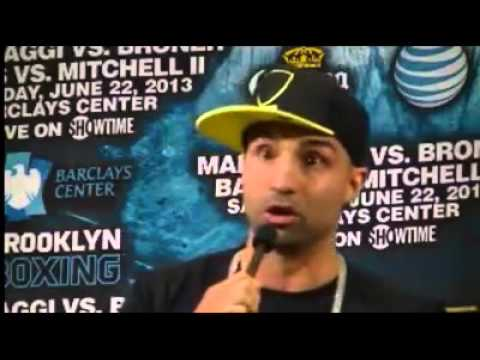 Adrien Broner vs Paulie Malignaggi X-Rated War of Words