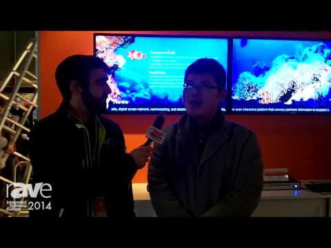 ISE 2014: CAYIN Technology Co. Pre-Show Interview