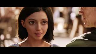 ALITA: BATTLE ANGEL why we should do the #AlitaChallenge