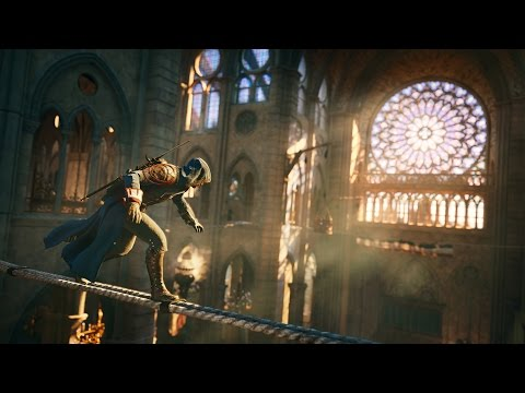 Assassin's Creed Unity - NVIDIA Graphics Technology Trailer (PC)