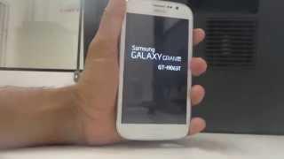 Hard Reset - Resete Total - Desbloquear Samsung Galaxy GRAN Duos Neo GT I9063T - Cleyton Caetano