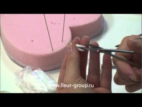 Уроки керамической флористики - видео