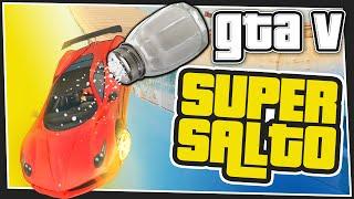 GTA 5 Online - Super Salto (Custom Games)
