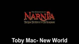 Watch Tobymac New World video