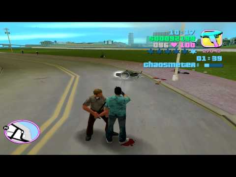 GTA Vice City Mission 35 Messing with The Man (PC)