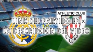 Real Madrid vs Athletic Bilbao ¡EN VIVO! Jornada 7 Liga Española 051014 1400 hrs