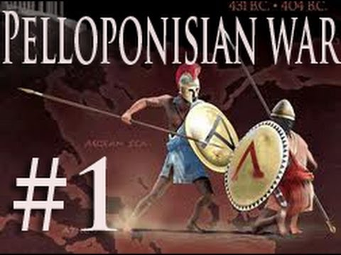 Mount & Blade Warband Peloponnesian war mod #1