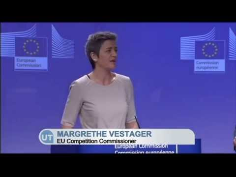 Google Antitrust Probe: EU slams Google for abusing market position to distort search results
