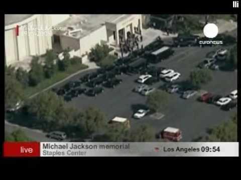 Funerals-3-Michael Jackson 07.07.2009. Похороны-3 Майкла Джексона 07.07.2009