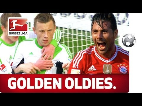 Claudio Pizarro & Ivica Olic - Golden Oldies