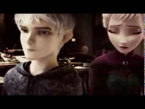 Jack Frost/Elsa - Somebody That I Used To Know [Thanks for 500+ subs]
