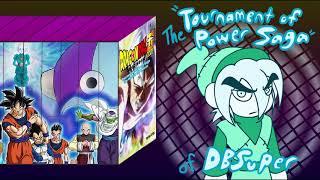 "The ""Tournament of Power Saga"" of DBSuper - Kirblog 4/10/18"