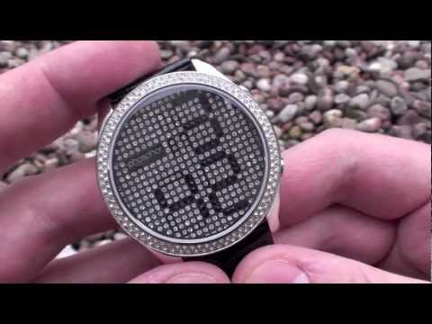 The Phosphor Appear Swarovski Watch