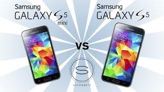 Samsung Galaxy S5 vs S5 mini karşılaştırma