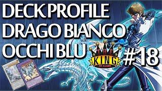 Yu Gi Oh Deck Profile Drago Bianco Occhi Blu 18