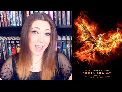 Mockingjay Part 2 Trailer