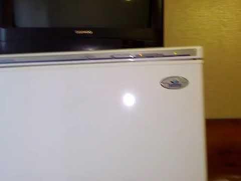 Холодильник Атлант, убираем (пищалку) звуковой сигнал, что б не бесил)))))
