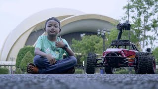 MY SOON AND BUGGY RC LOSI