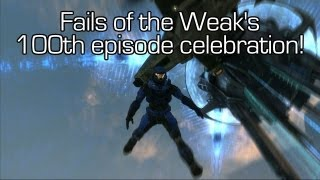 Fails of the Weak: Ep. 100 - Halo 4 | Rooster Teeth