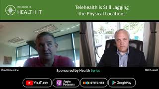 Telehealth is Still Lagging Physical Locations | This Week in Health IT