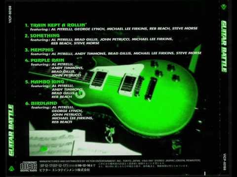 Guitar Battle - Something