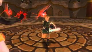 The Legend of Zelda : Skyward Sword - Fire Sanctuary (Boss) and 3rd (Final) Sacred Flame