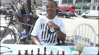 The Philosophy of a NYC Street Chess Player - T.C.