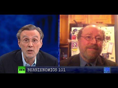 Economist Explains Why a Bernie Economy Would Soar