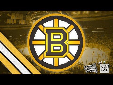 Boston Bruins 2017 Goal Horn
