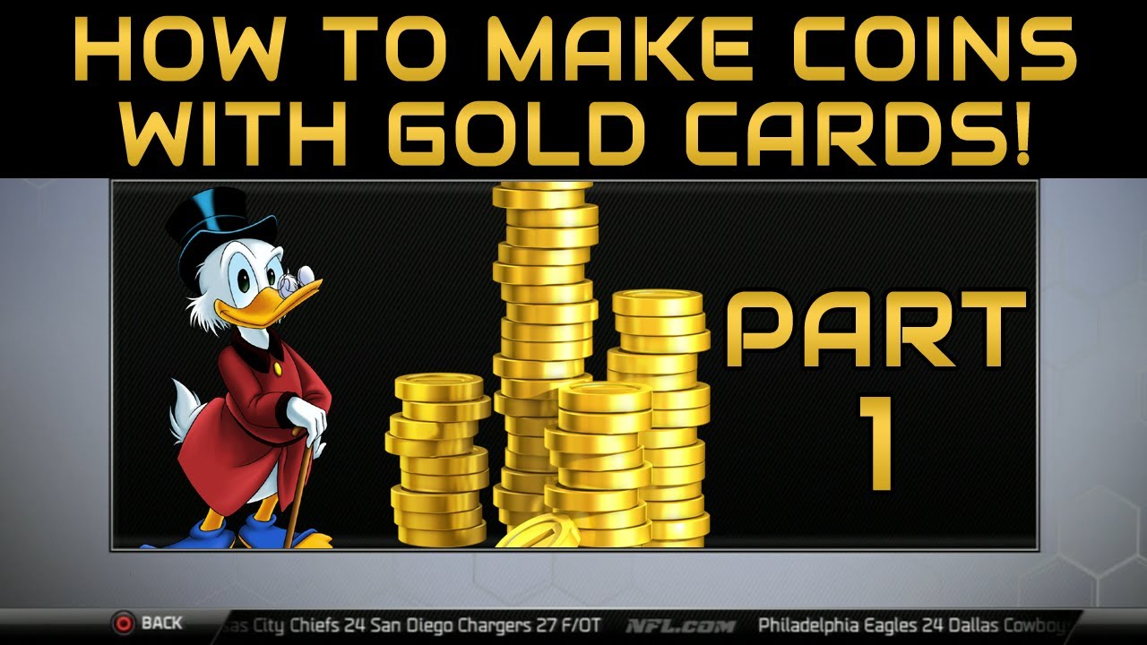 how to make coins in mut 15