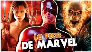 Te Lo Resumo | Las 3 Peores Adaptaciones de Marvel Así Nomás