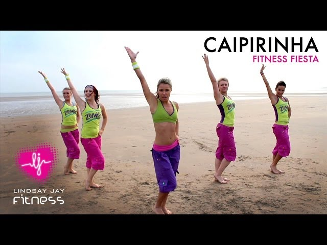 ZUMBA - CAIPIRINHA - FITNESS FIESTA
