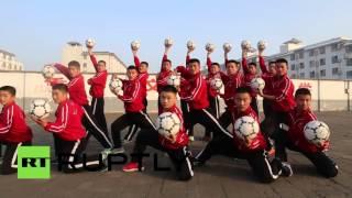 Kung fu football: new academy plans world domination