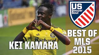 Kei Kamara ● Skills, Goals, Highlights MLS 2015 ● US Soccer Soul | HD