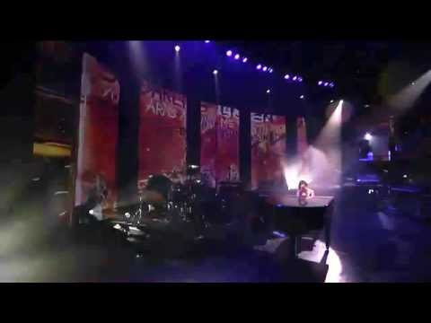 Alicia Keys Live at the ITunes Festival London 28th September 2012