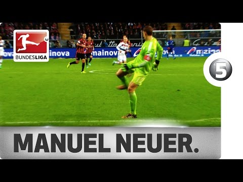 Top 5 Moments - Manuel Neuer 2014/15