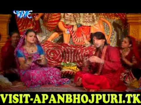 Devloak Se Chalai Bhawani-[bhojpuri Devi Geet-navratri Song]-apanbhojpuri.wapka.mobi-album-ave Ke Pari Ae Maiya[2012]-singer-rakesh Mishra video