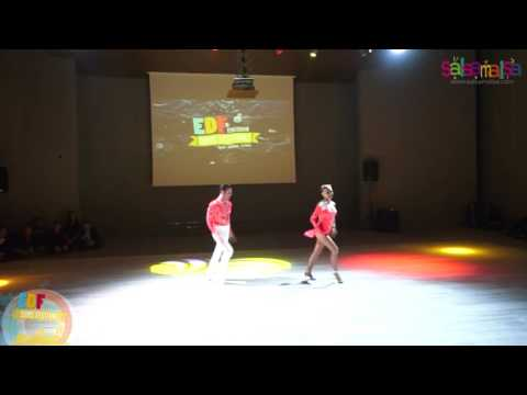 Şenol & Nur Dance Performance - EDF 2016