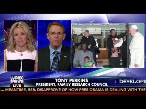 Tony Perkins with Megyn Kelly: Meriam Ibrahim Freed!