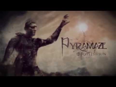 PYRAMAZE - DISCIPLES OF THE SUN (OFFICIAL ALBUM TEASER)