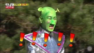 RUNNING MAN BEST FUNNIEST MOMENTS || ENGSUB [Part 1]
